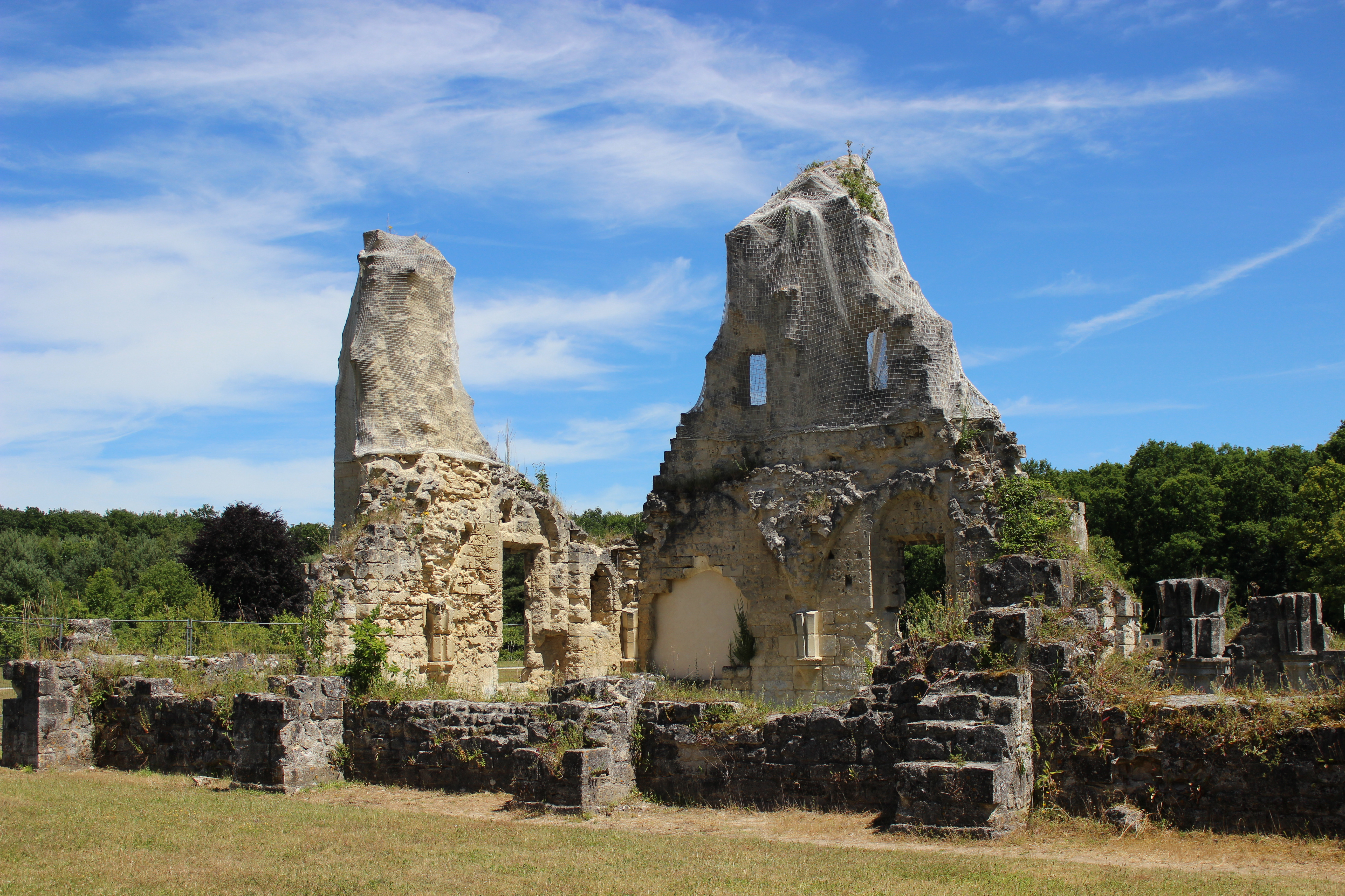 Abbaye de Vauclair (8)