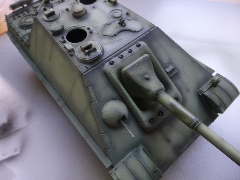 Jagdpanther fin de guerre 1945 - Dragon 1/35  15121603194189140