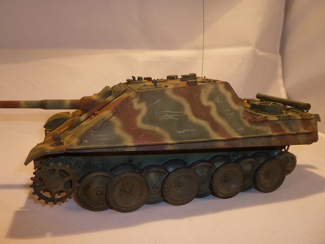 Jagdpanther fin de guerre 1945 - Dragon 1/35  151217084139413549