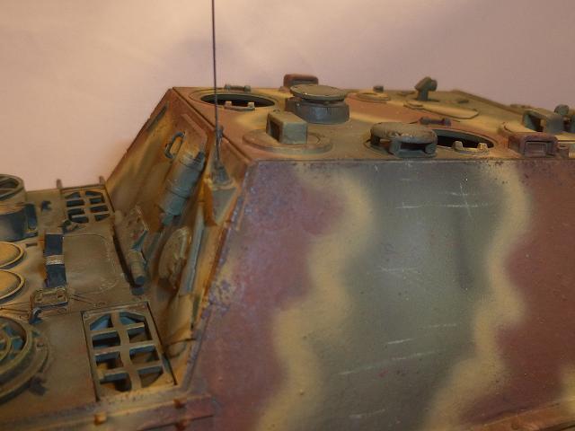 Jagdpanther fin de guerre 1945 - Dragon 1/35  151217084717135457