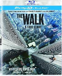 The Walk 2015 poster image