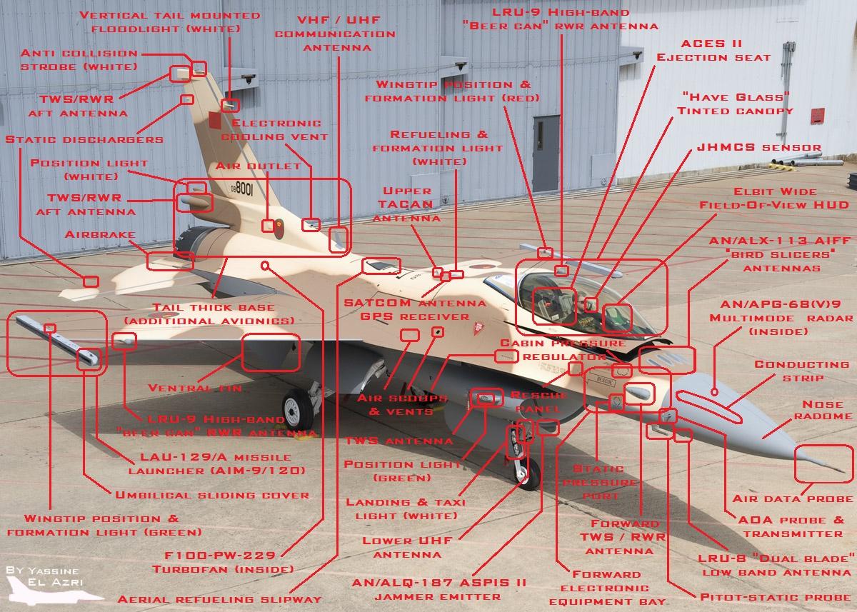 Moroccan F-16 Atlas Falcon / RMAF F16 block 52+ - Page 31 151225031411101939