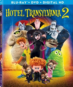 Hotel Transylvania 2 poster image