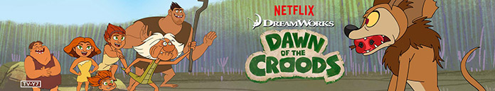 Poster for Dawn of The Croods