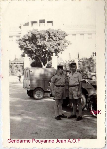 Petit aperçu d'un gendarme en A.O.F en 1957/58 15122707094253393