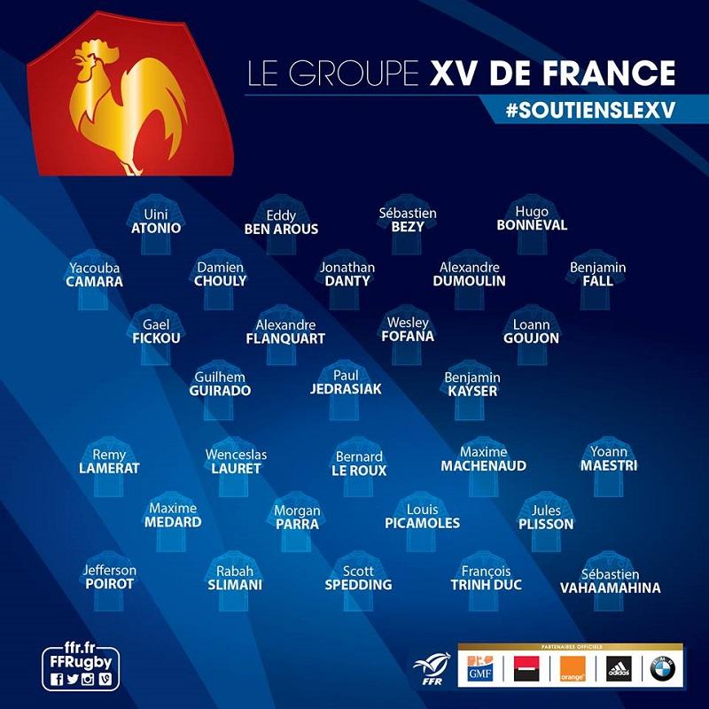 XV de France , Made in Guy Novès 151229031600302721