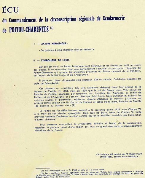 En l'honneur du Gendarme Paul Fergeault de Lezay (79120) 15122905581429040