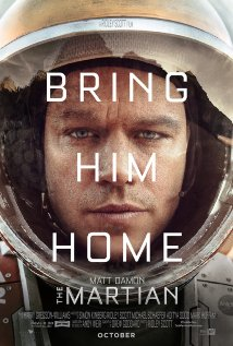 The Martian (2015) poster image