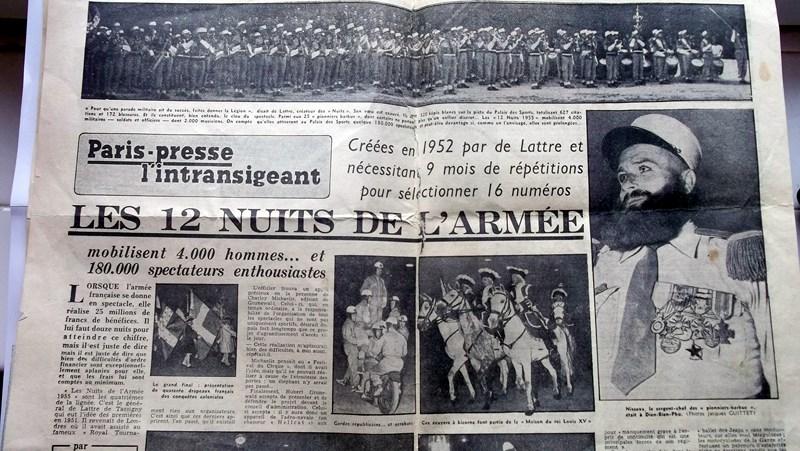Création  des Premières acrobaties Motos en 1952 151231045926135311