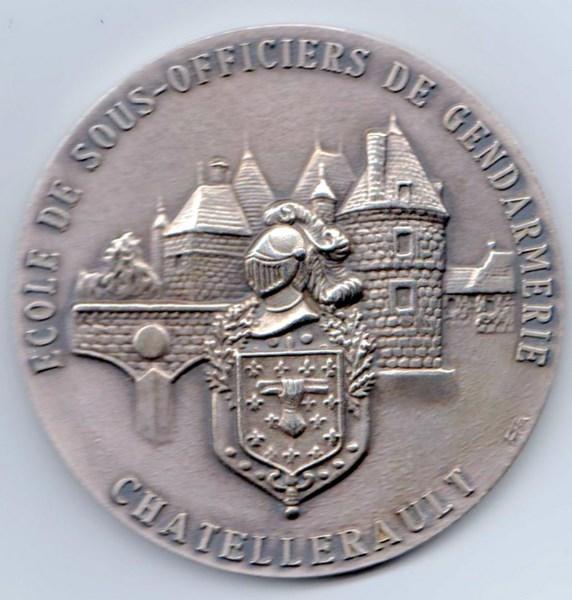 En l'honneur du Gendarme Paul Fergeault de Lezay (79120) 151231115906306035