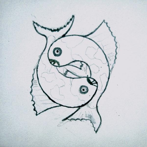 Poissons yin et yang (1) Dessin_1