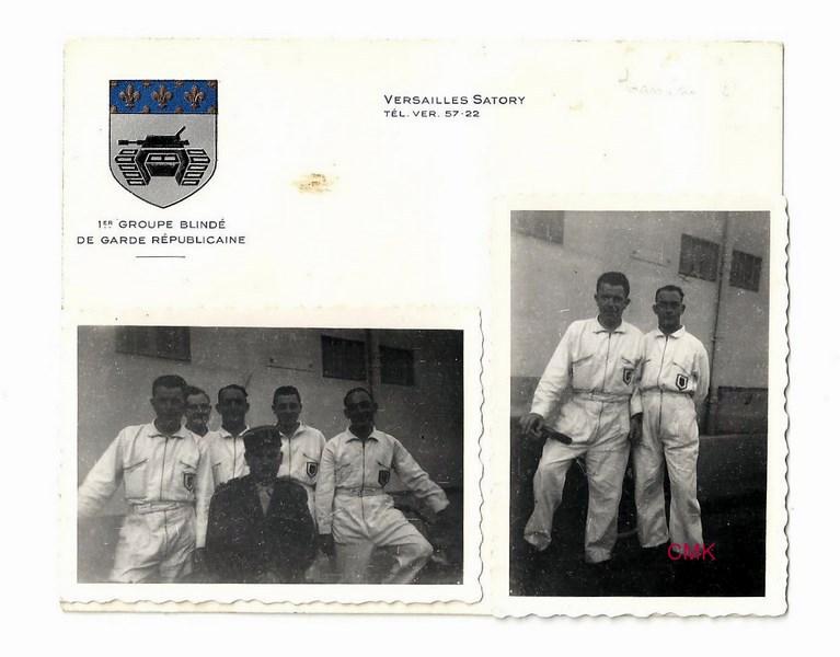 Création  des Premières acrobaties Motos en 1952 160103125818362636