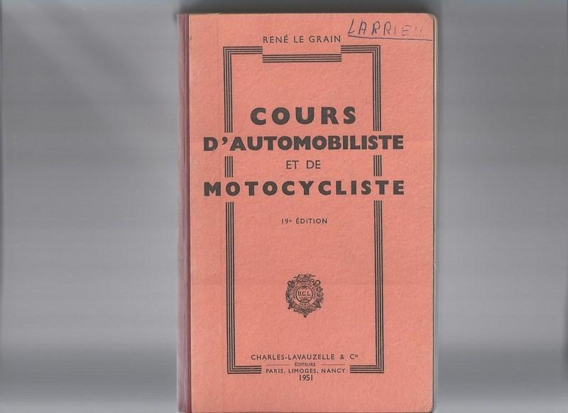 Création  des Premières acrobaties Motos en 1952 160104052133876421