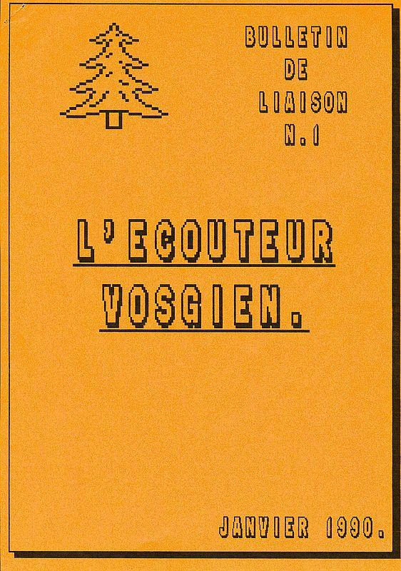 Les revues - Les clubs DX 160104094734613791