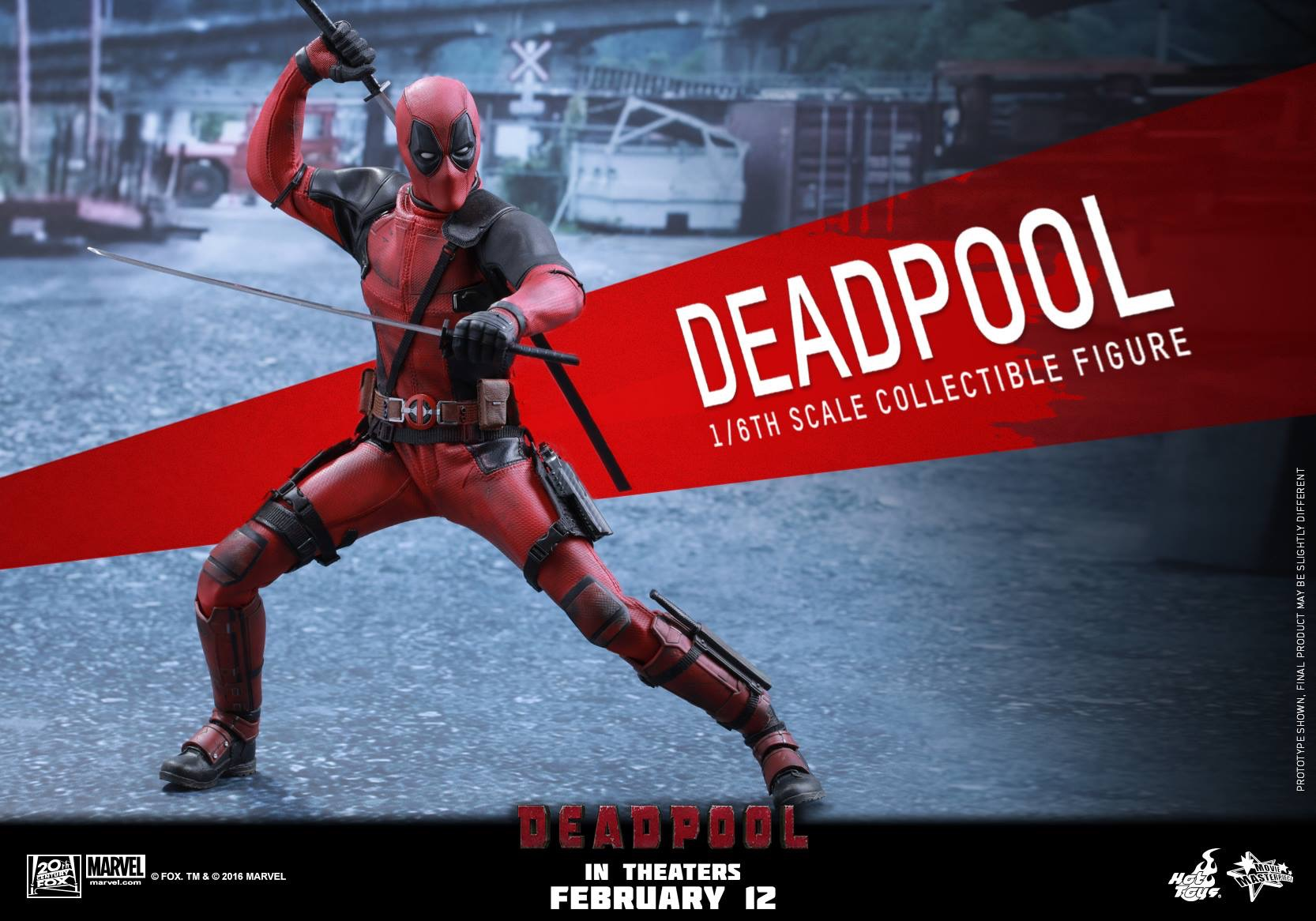 DEADPOOL - DEADPOOL (MMS347) 160104122945369622