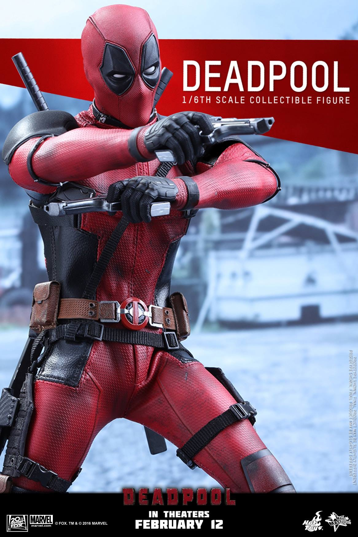 DEADPOOL - DEADPOOL (MMS347) 160104122946238425