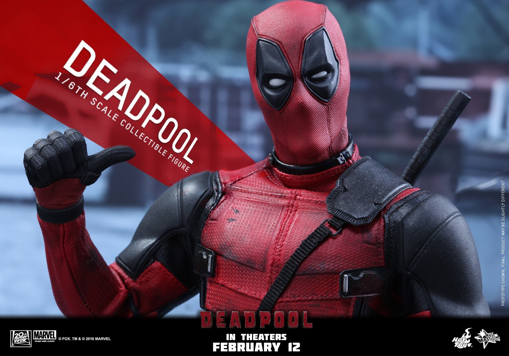 DEADPOOL - DEADPOOL (MMS347) 160104122948362414