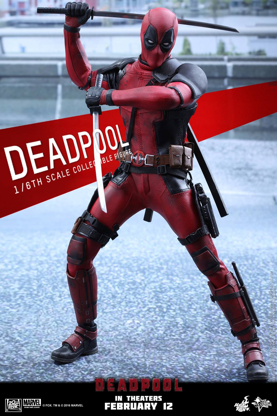 DEADPOOL - DEADPOOL (MMS347) 160104122950409130