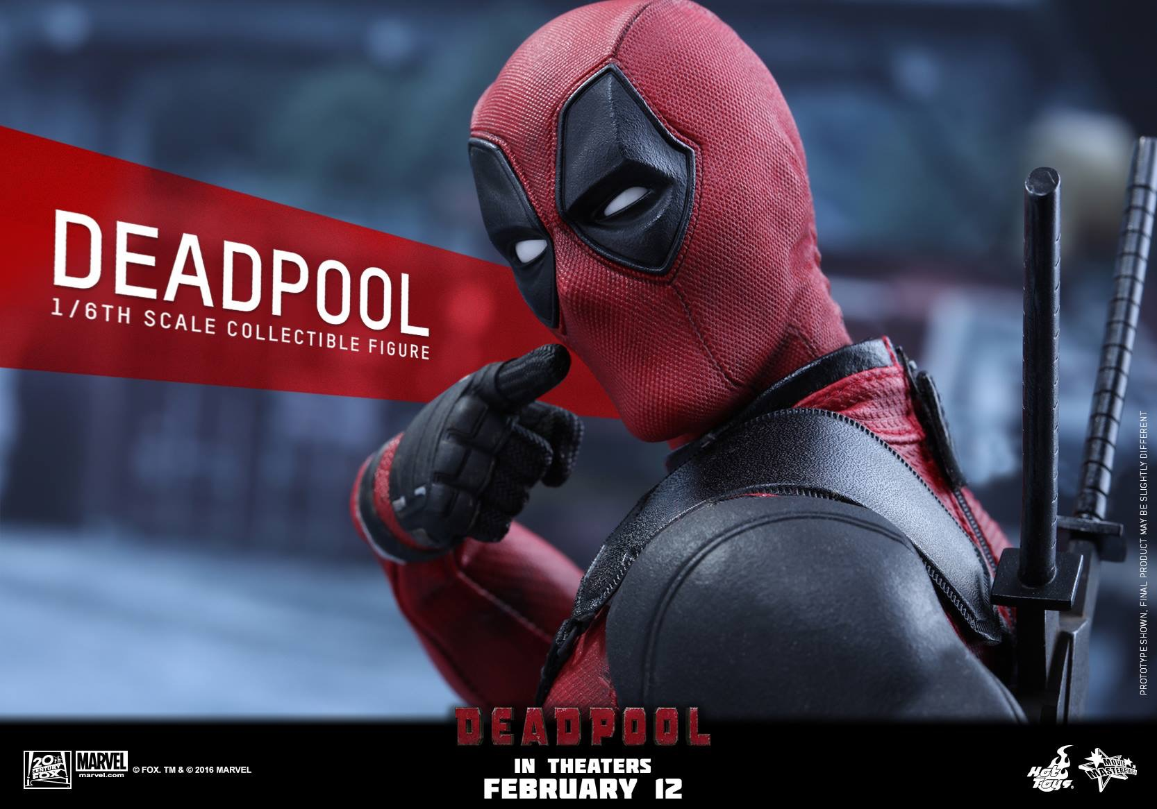 DEADPOOL - DEADPOOL (MMS347) 160104122952124712