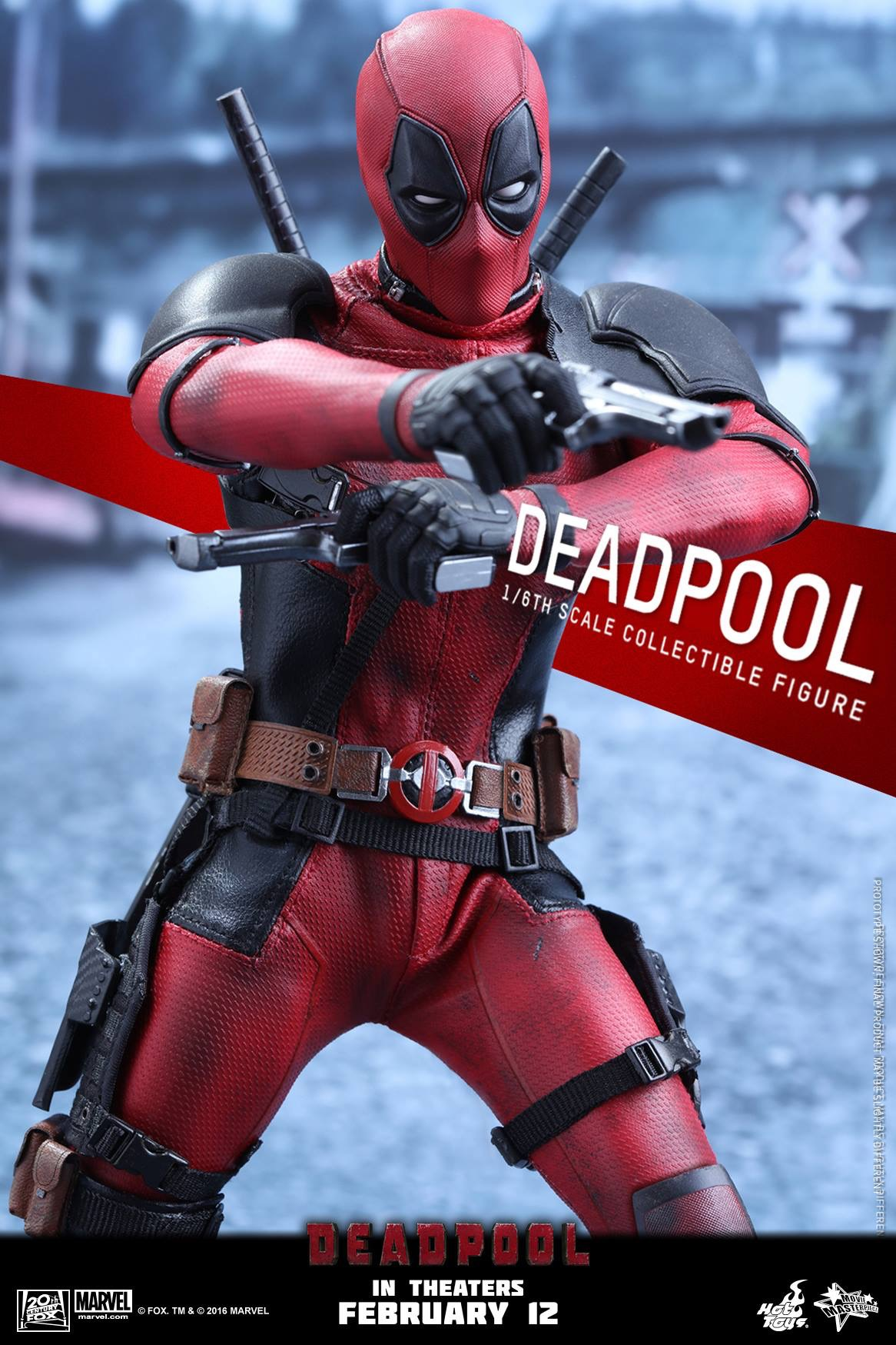 DEADPOOL - DEADPOOL (MMS347) 160104122953159585