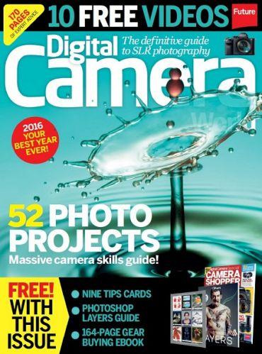 Digital Camera World - February 2016