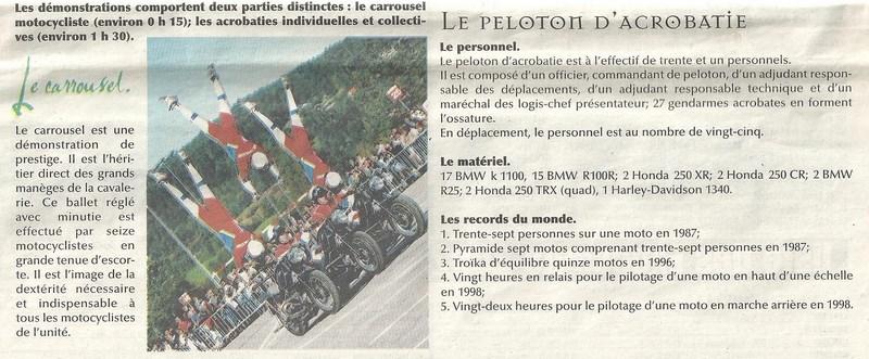 Création  des Premières acrobaties Motos en 1952 160107084808879548
