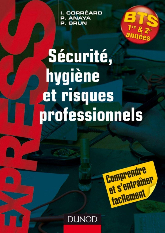 Sécurité hygiène et risques professionnels