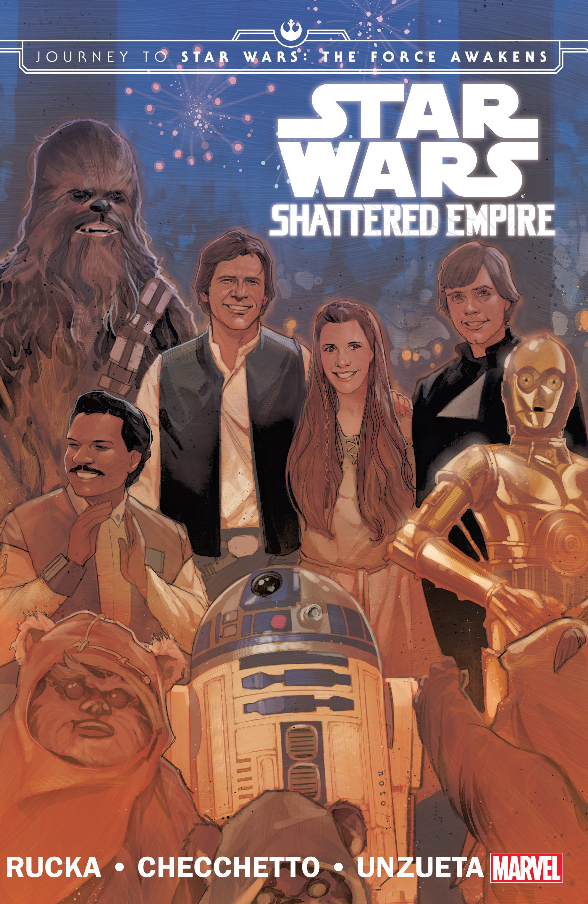 Journey to Star Wars - The Force Awakens - Shattered Empire