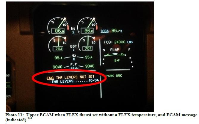erreurs de saisie des paramètres décollage: conséquences - Page 2 160111091118420818