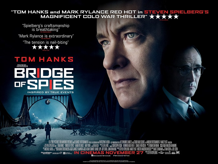 Bridge of Spies (2015) image