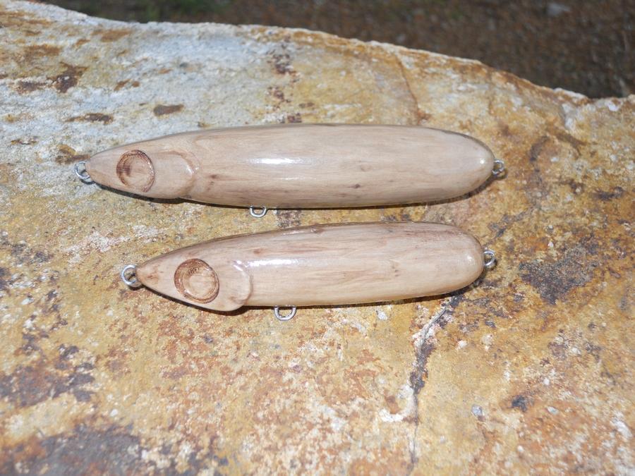Fabriquer ses propres leurres en bois 160116110854521878