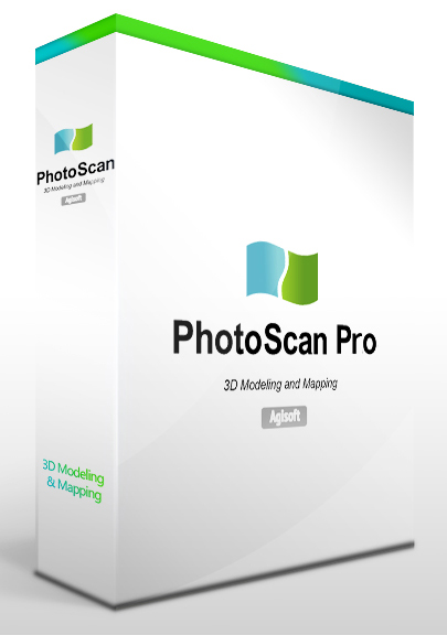 Poster for Agisoft Photoscan Professional v1.2.2.2294