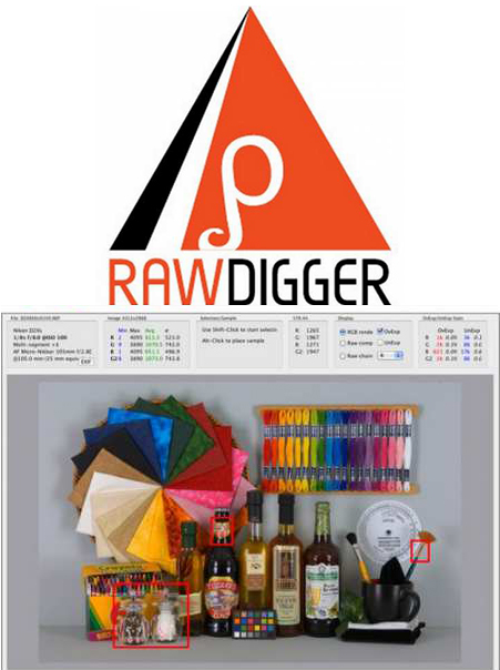 Poster for RawDigger v1.2.3.435