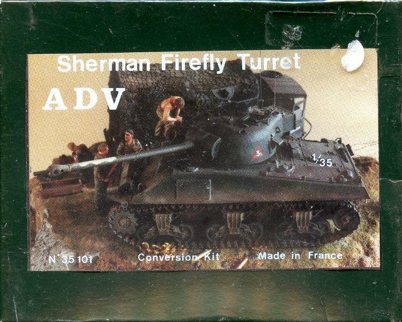 Sherman Firefly 1/35 base Dragon +ADV 160117090121862119