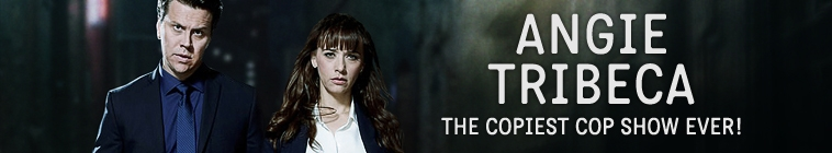 Poster for Angie Tribeca