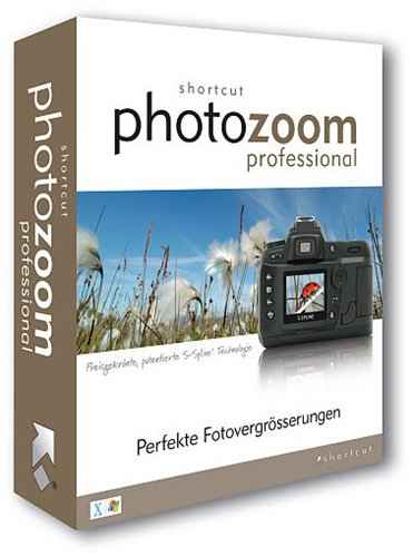 Poster for BenVista PhotoZoom Pro v6.0.8
