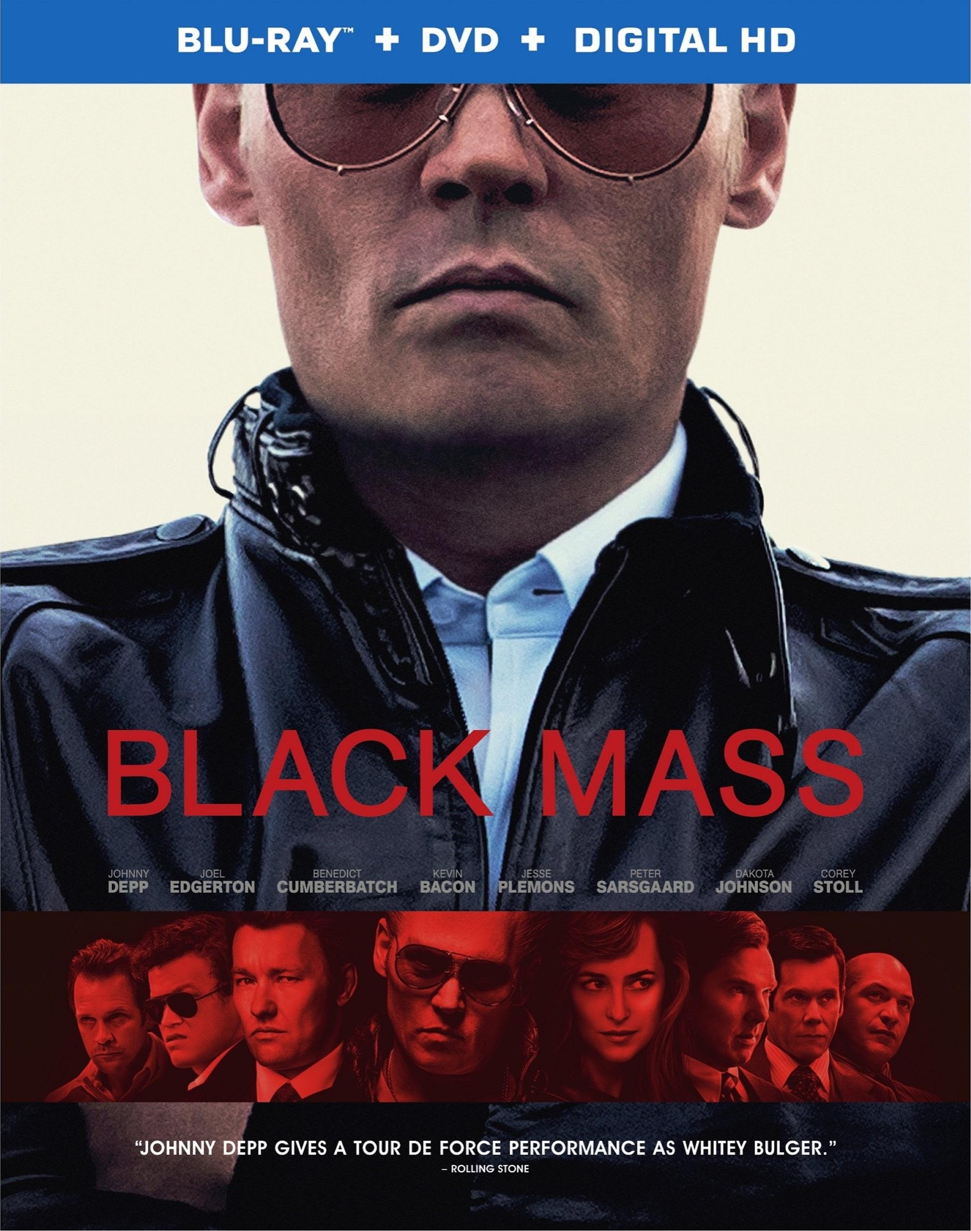 Black Mass (2015) poster image