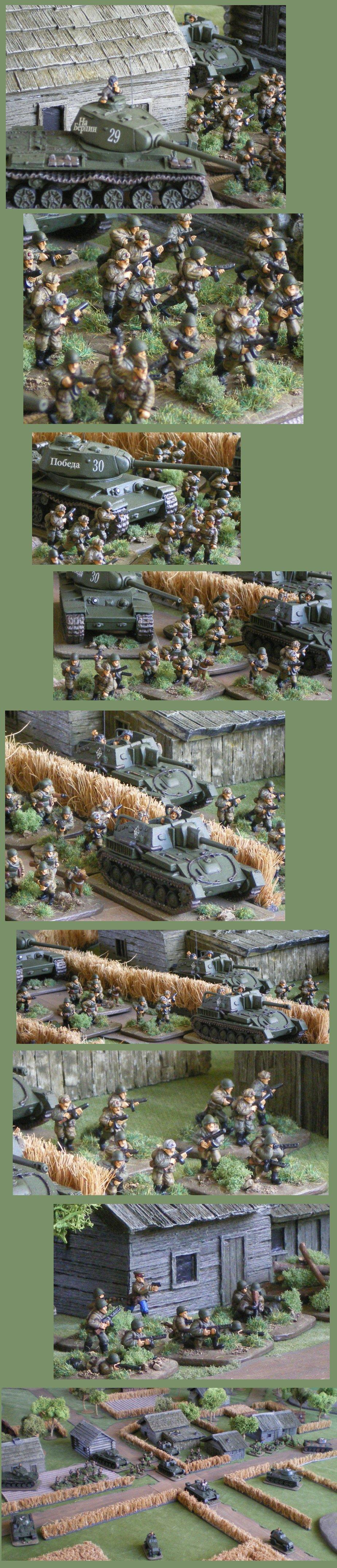 La Grande Guerre Patriotique, Acte III: le réveil de l'ours (15mm) 160120010652364688