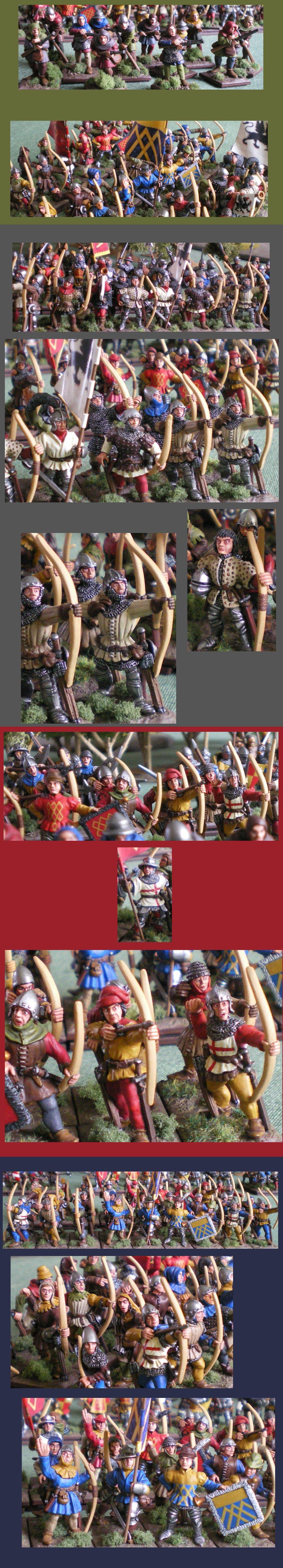Anglais Guerre de Cent Ans (28mm) 160120015317388367