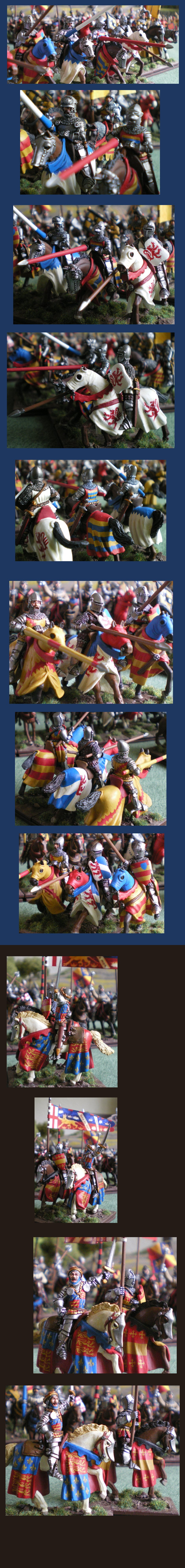 Anglais Guerre de Cent Ans (28mm) 160120015318946234