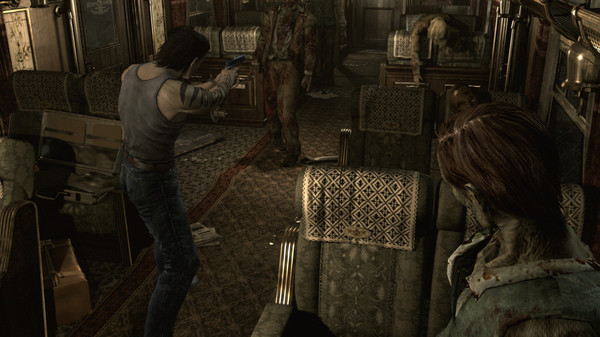 Resident Evil 0: HD Remaster image 1