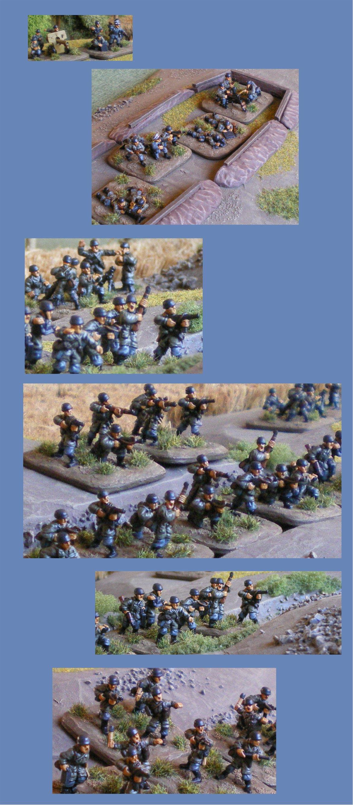 Fallschirmjäger (15mm) 160120125727181570