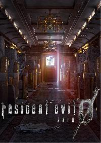 Poster for Resident Evil 0: HD Remaster