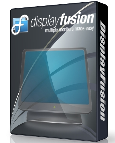 Poster for Binary Fortress Software DisplayFusion Pro v7.3.3