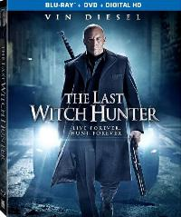 The Last Witch Hunter poster image