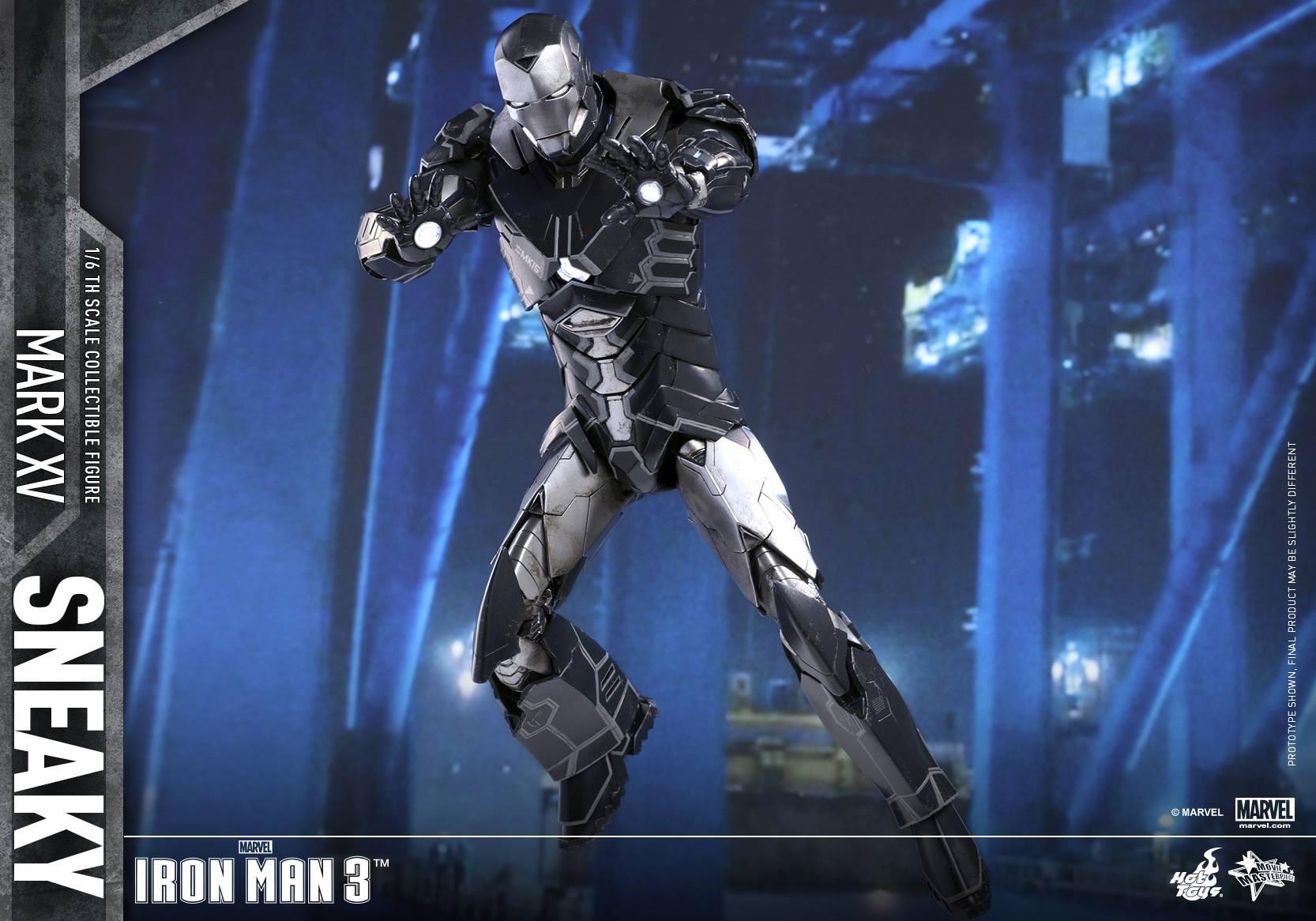 "IRON MAN 3 - MARK XV ""SNEAKY"" (MMS348) 16012202421510343"