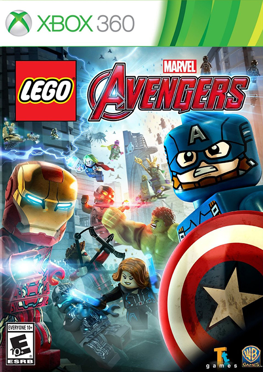 Poster for LEGO Marvel's Avengers