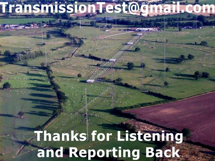 eQSL TEST TRANSMISSION (Babcock). 160129112840531170