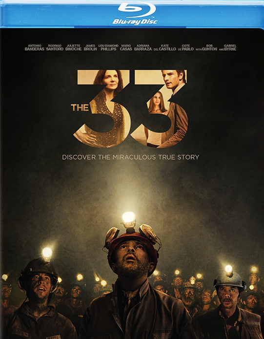 The 33 (2015) poster image