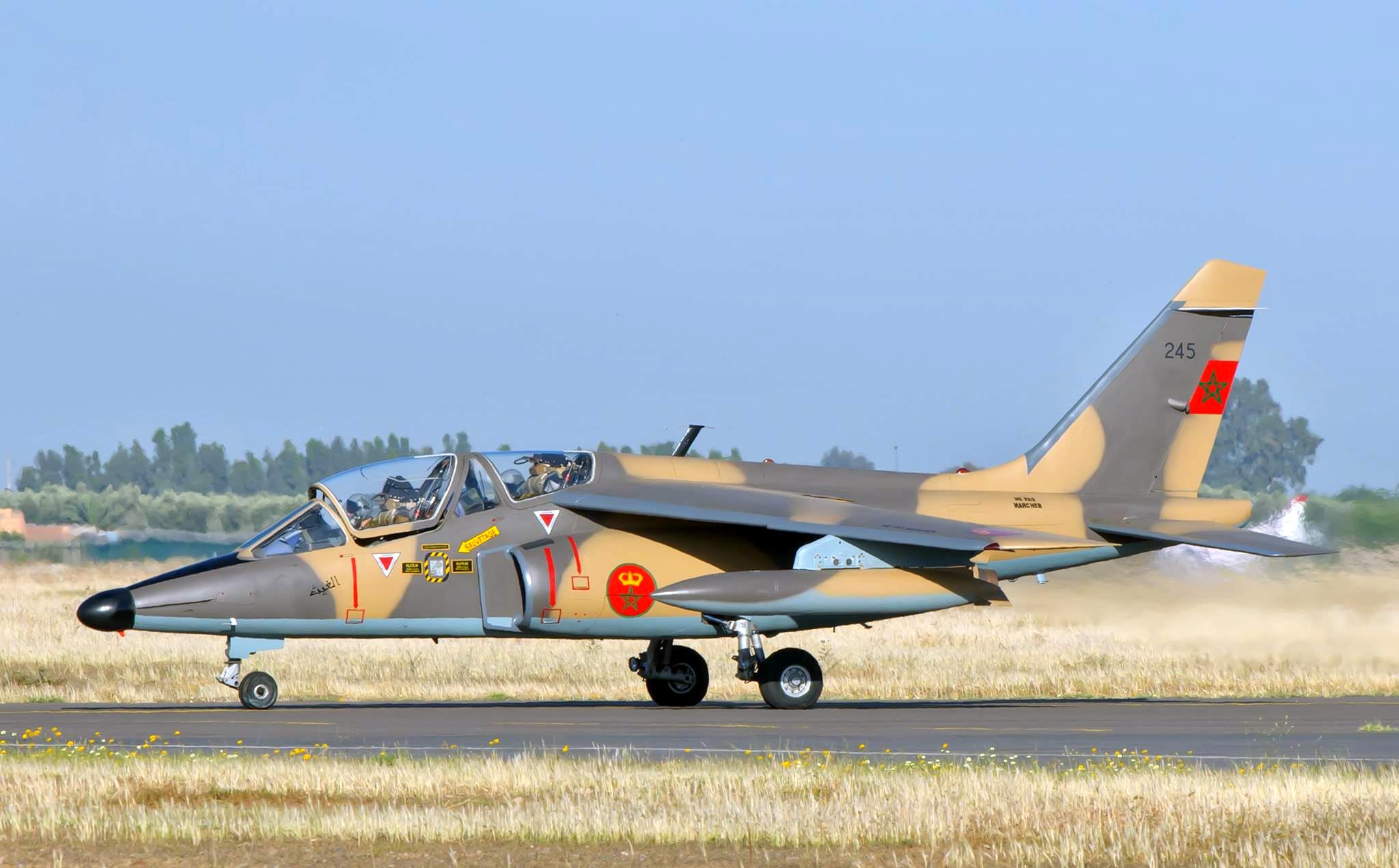 القوات الجوية الملكية المغربية - متجدد - - صفحة 2 160201062639915264